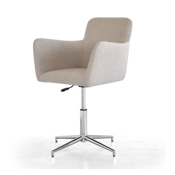 Posúvna stolička Pan, béžová