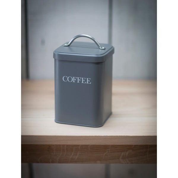 Box na kávu In Charcoal