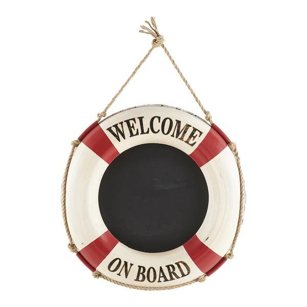 Nástenná dekorácia On Board