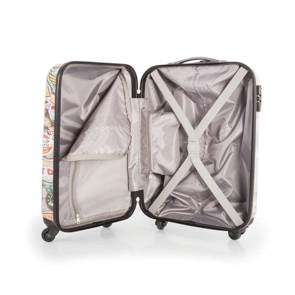Set 2 cestovných kufrov Skpa Negro