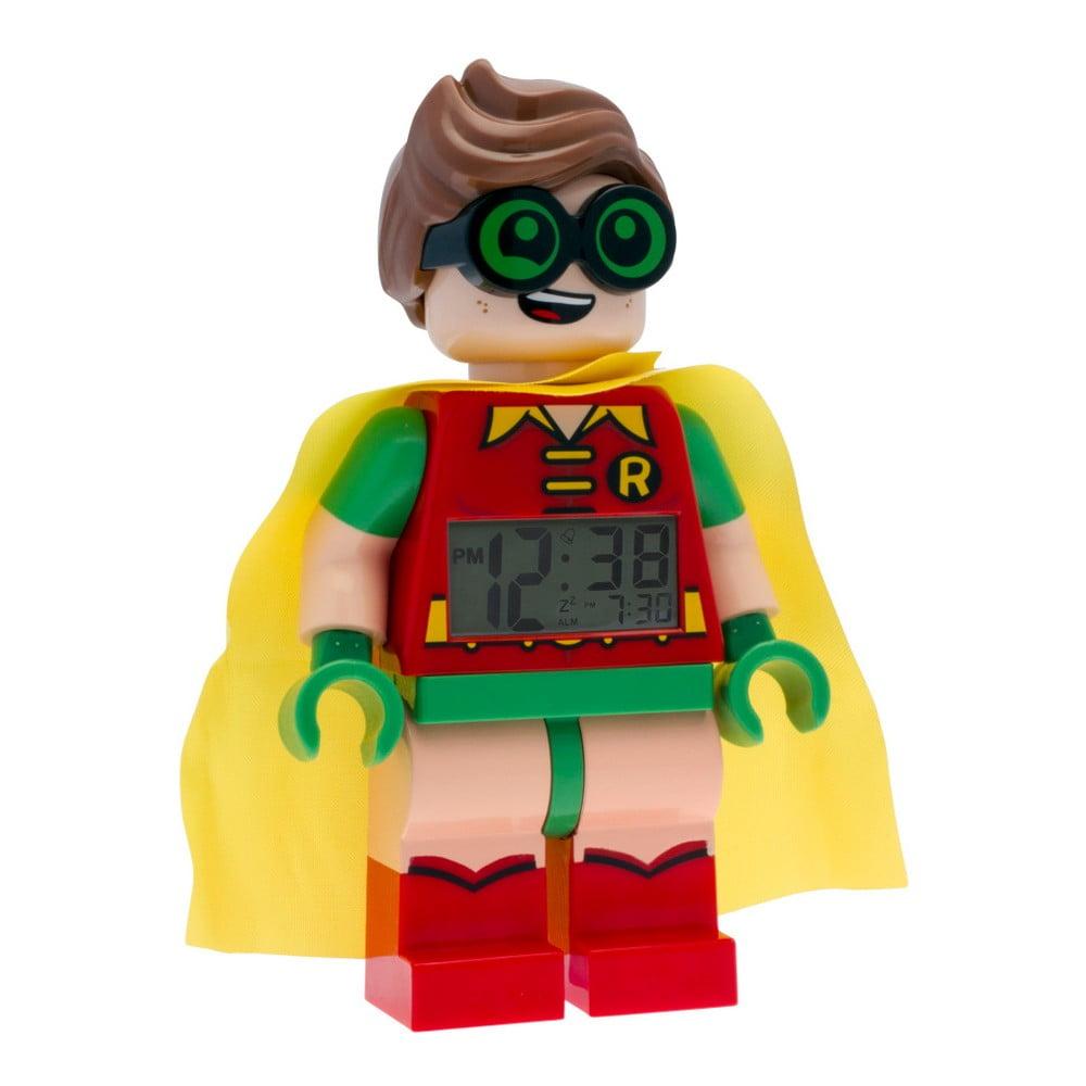 ... Hodiny s budíkom LEGO® Batman Movie Robin ... 0bc31daafda