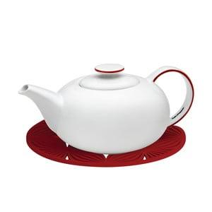 Červená kanvica na čaj Salt&Pepper Madison, 1,2l