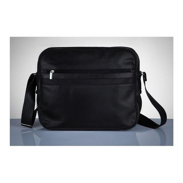 Pánska taška Solier MS1, čierna