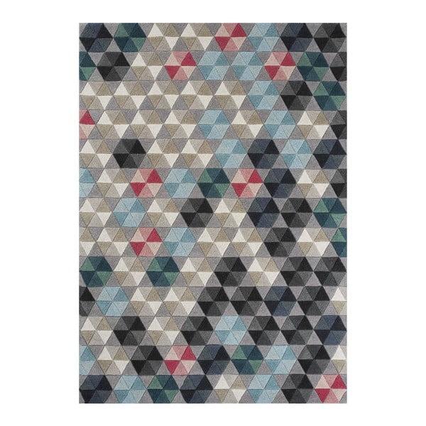 Vlnený koberec Linie Design Colmena, 140x200cm
