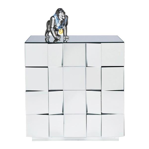 Komoda so 4 zásuvkami Kare Design Illusion