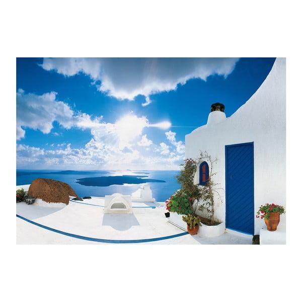 Veľkoformátová tapeta  Santorini, 366x254 cm