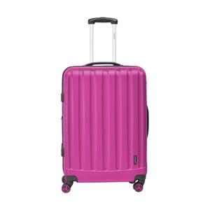 Ružový cestovný kufor Packenger Koffer, 112 l