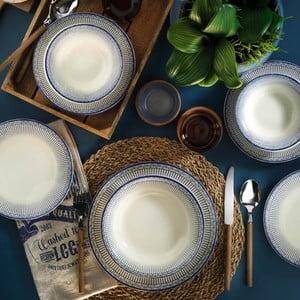 24-dielna sada porcelánového riadu Kutahya Wunero