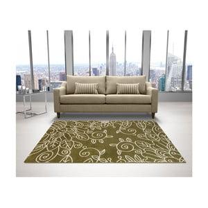 Zelený koberec DECO CARPET Tripoli, 160×230 cm