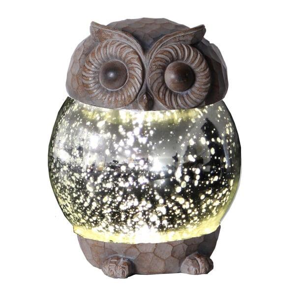 Lampáš Solar Energy Owl