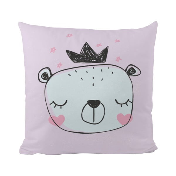 Vankúš Teddy Princess, 50x50 cm