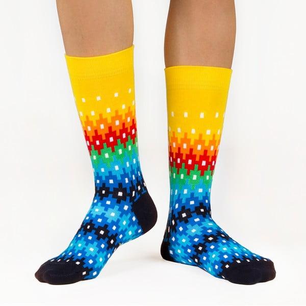 Ponožky Ballonet Socks Rise,veľ. 36-40