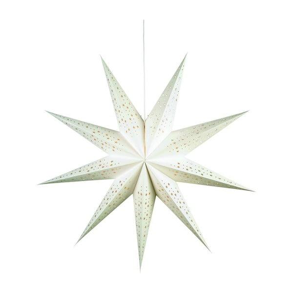 Svietiaca hviezda Solvalla White, 100 cm