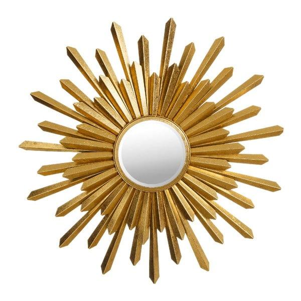 Zrkadlo Gold Sunshine, 76 cm