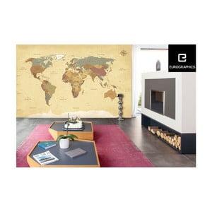 Veľkoformátová tapeta Eurographics Earth