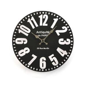 Nástenné hodiny Antiquité