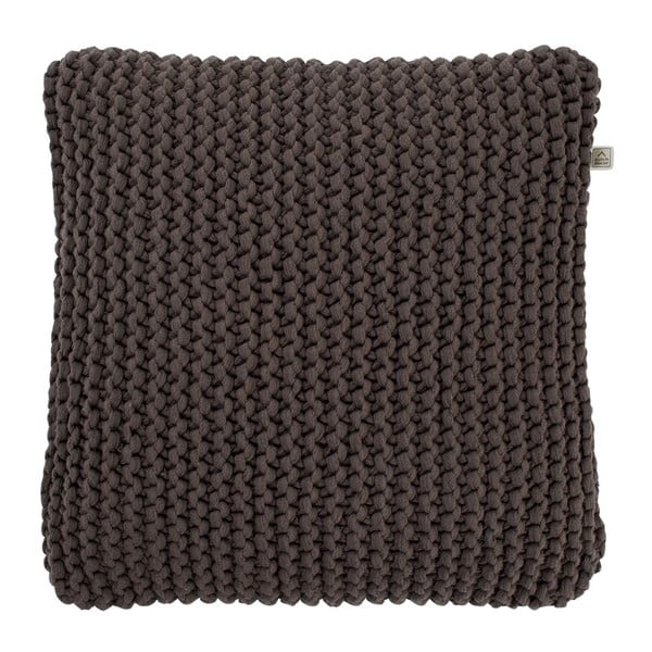 Vankúš Geron Dark Grey, 45x45 cm