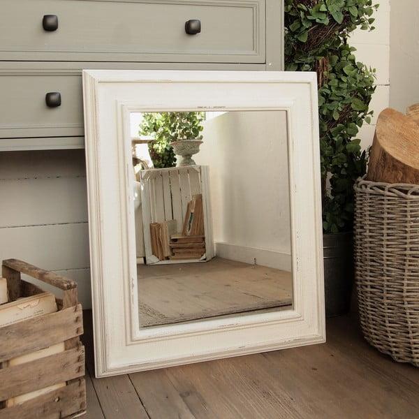Zrkadlo White, 58x69 cm