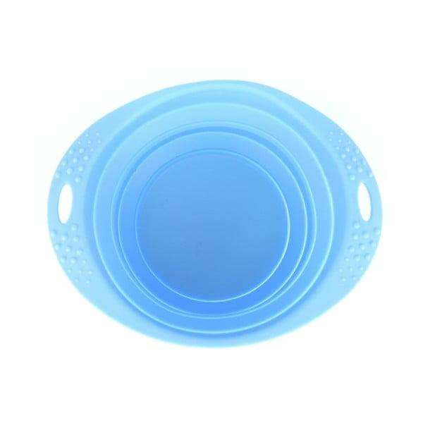 Cestovná miska Beco Travel Bowl 18.5 cm, modrá