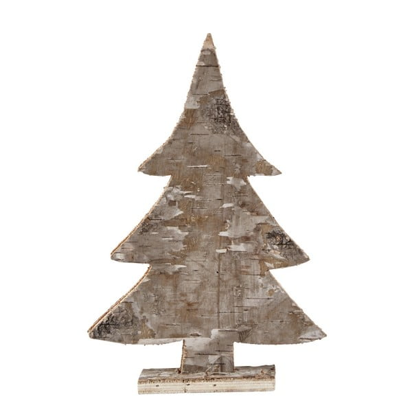 Dekoratívna soška KJCollection Birch Tree, 24 cm