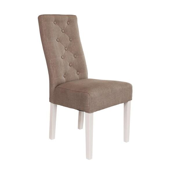 Stolička Canett Twitter Chair, svetlé nohy