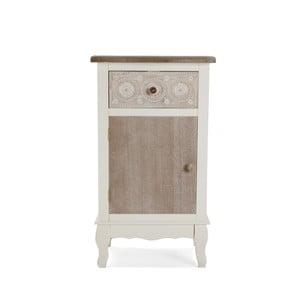 Nočný stolík Versa Boedo, 70,5×40 cm