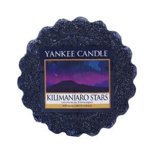Vonný vosk do aromalampy Yankee Candle Hviezdy nad Kilimandžára, doba trvania vône až 8 hodín