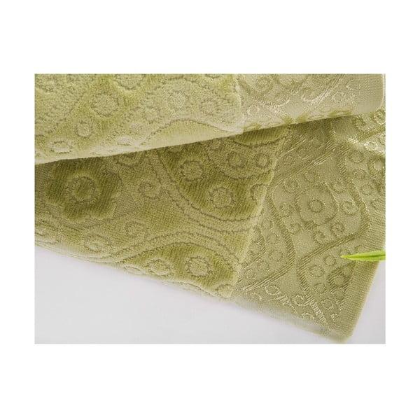 Sada uteráka a osušky Sal Green, 50x90 cm a 70x140 cm