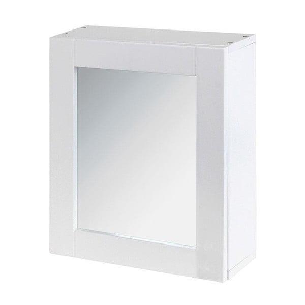 Zrkadlo s úložným priestorom In White, 35x30 cm