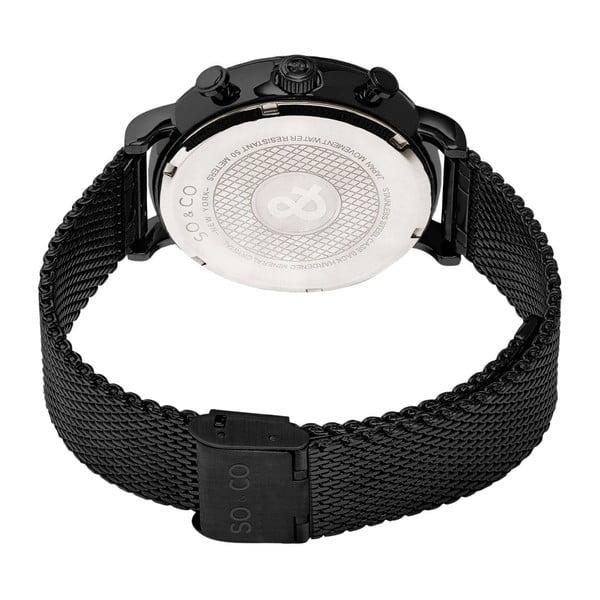 Pánske hodinky Monticello Richman Black