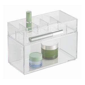 Úložný systém do kúpeľne Calrity, 20,5x10x14,5 cm