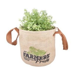 Pestovateľská taška na malé rastliny Esschert Design Farmers Pride