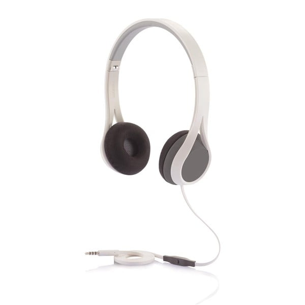 Sluchadlá Oova Headphones Grey/White