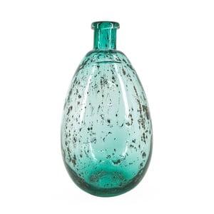 Zelená sklenená váza Moycor Smith