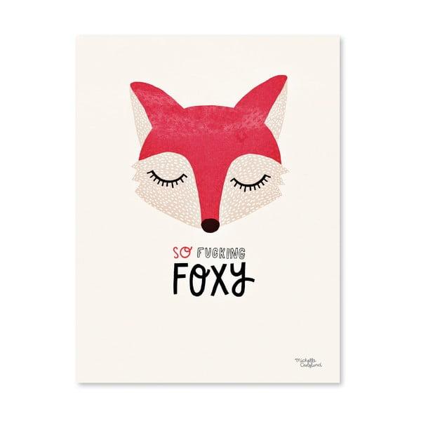 Plagát Michelle Carlslund Foxy, A4
