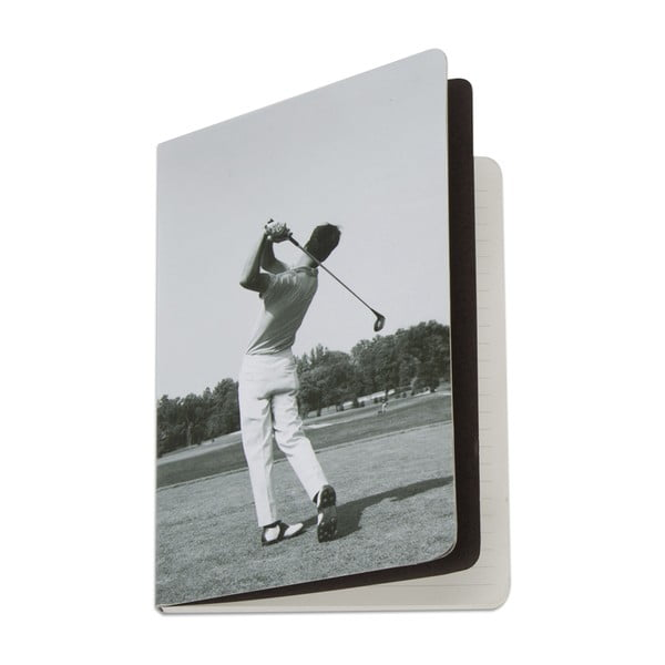 Zápisník Golf