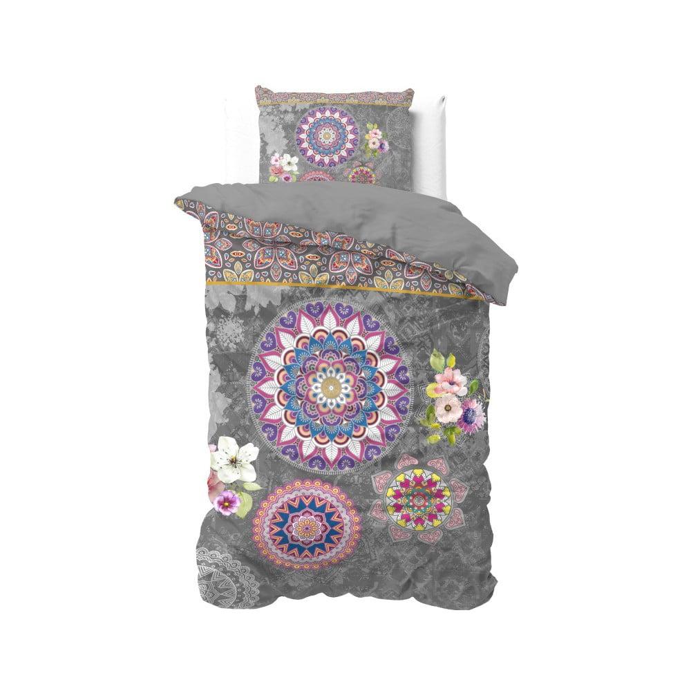 Bavlnené obliečky na jednolôžko Sleeptime Betty, 140 × 220 cm