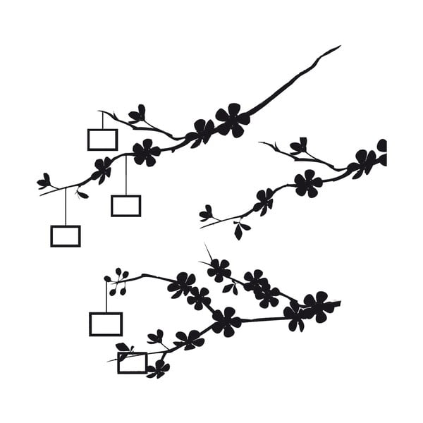 Samolepka Memory Branch
