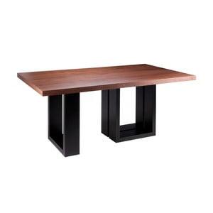 Jedálenský stôl vdekore orechového dreva sømcasa Telma, 180x100cm