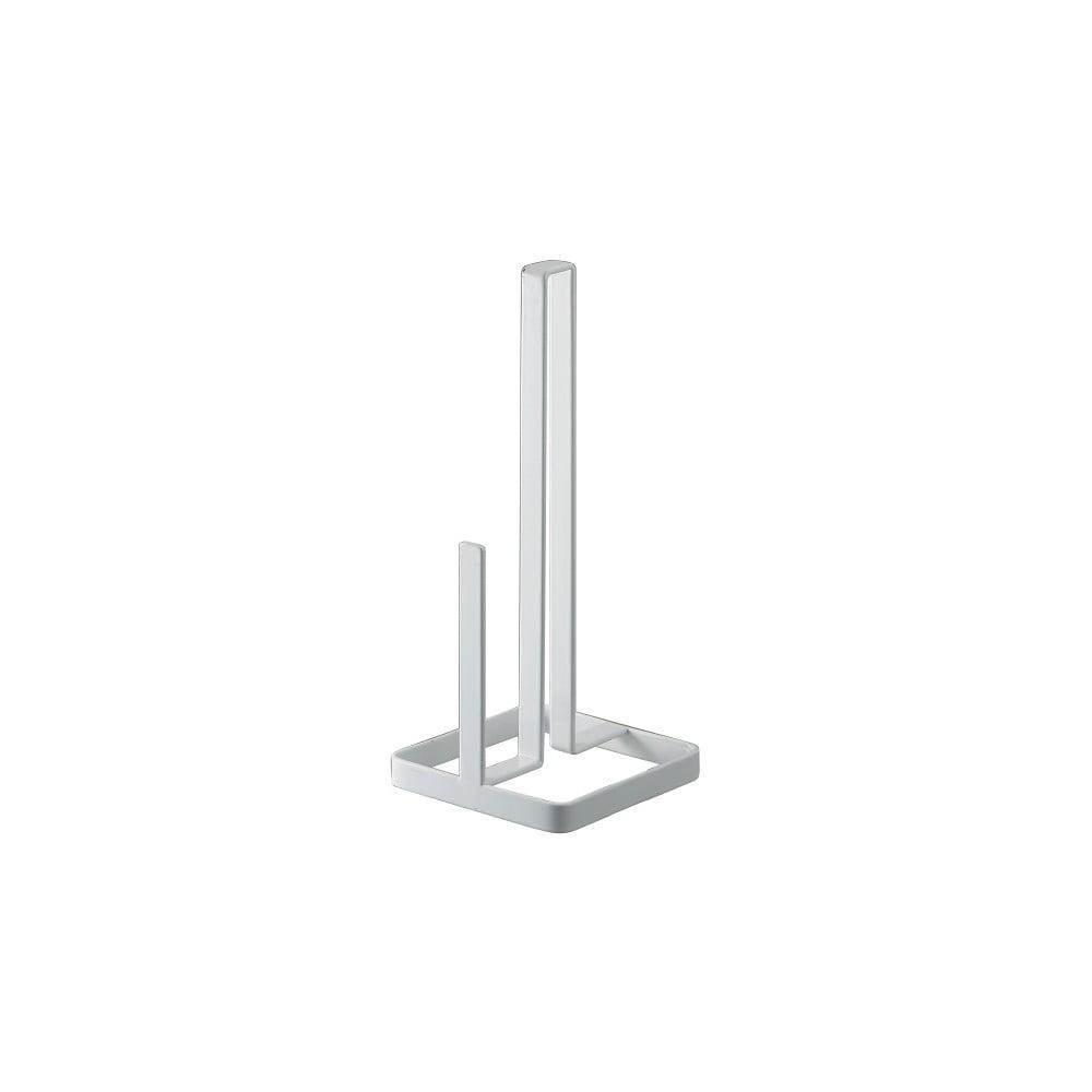 Biely stojan na kuchynské papierové utierky YAMAZAKI Tower