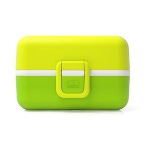 Zelený obedový box Monbento Tresor