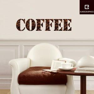 Dekoratívna samolepka Coffee One