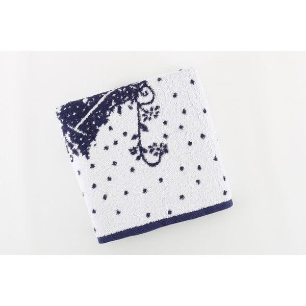Bavlnený uterák BHPC Special 50x100 cm, tmavomodrý