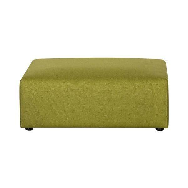 Modulová taburetka Hype, zelená