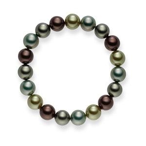 Perlový náramok Nova Pearls Copenhagen Renee, 19 cm