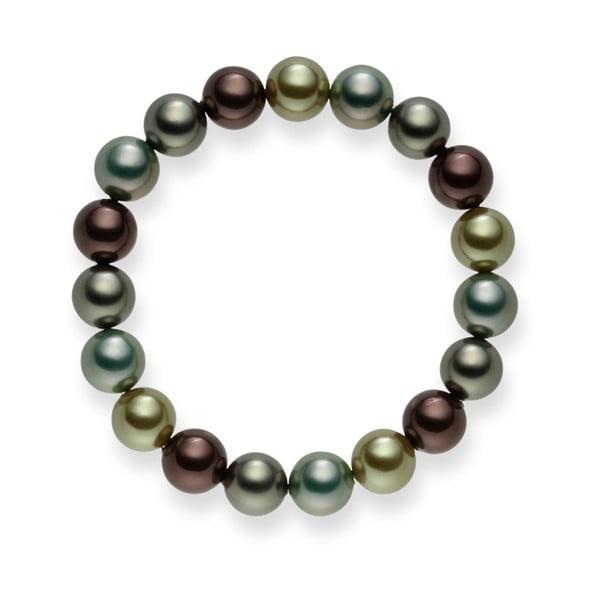 Perlový náramok Nova Pearls Copenhagen Délaneira, 21 cm