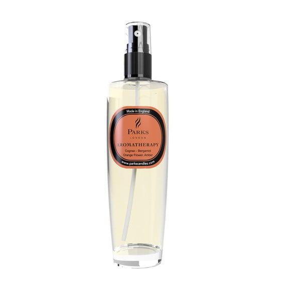 Izbový vonný sprej s vôňou bergamotu a pomarančov Parks Candles London Cognac, 100ml