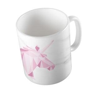 Keramický hrnček Butter Kings Pink Unicorn, 330 ml