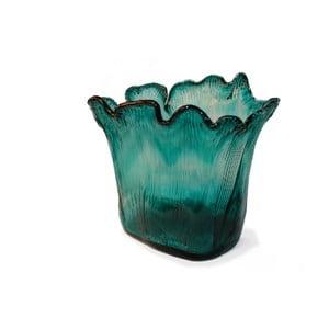 Váza Turquoise, 26x20x22 cm