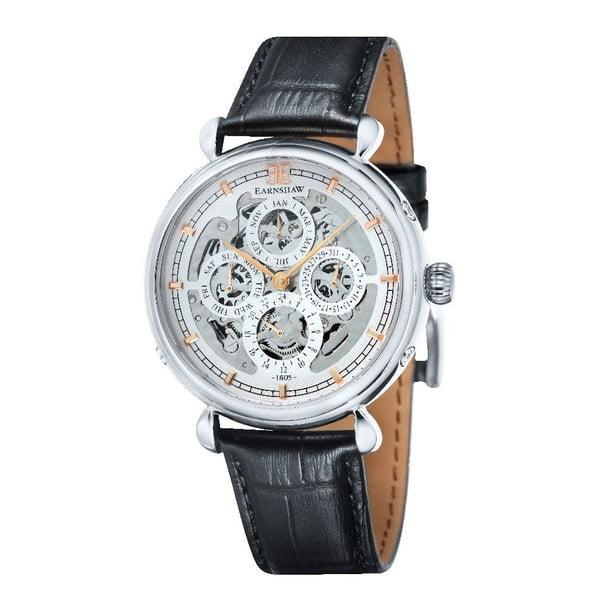 Pánske hodinky Thomas Earnshaw Black/Silver Gold